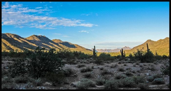 Sierra Estrella View - A. Sato