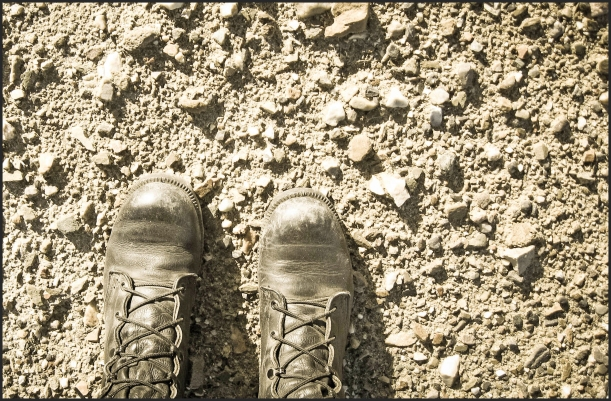 Death Valley Boots - A. Sato